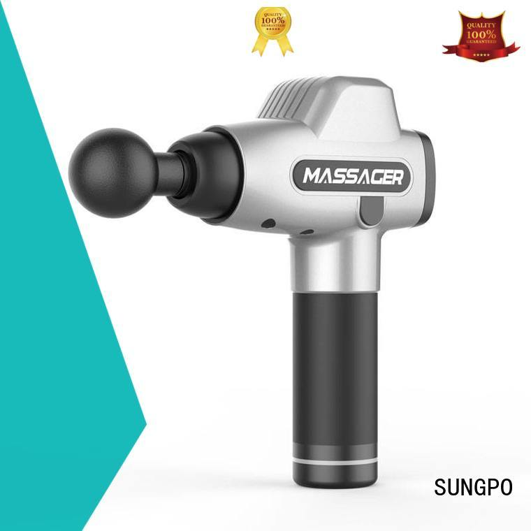 SUNGPO massage gun factory direct supply for sports rehabilitation