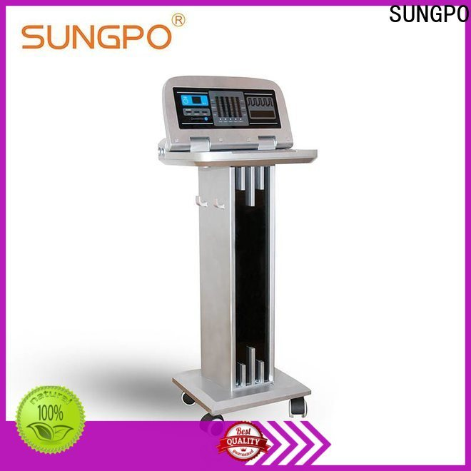 SUNGPO physiotherapy equipment manufacturer for body