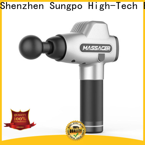 SUNGPO comfortable muscle massage machine supplier for exercise