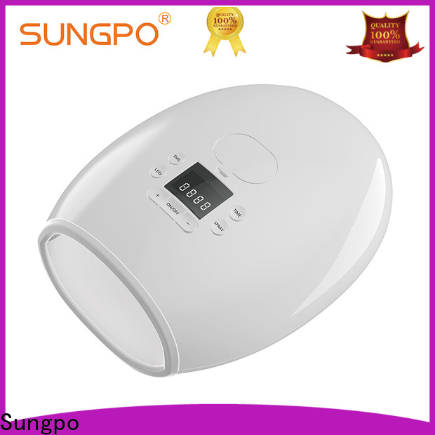 SUNGPO smart muscle massager machine manufacturer for sports rehabilitation
