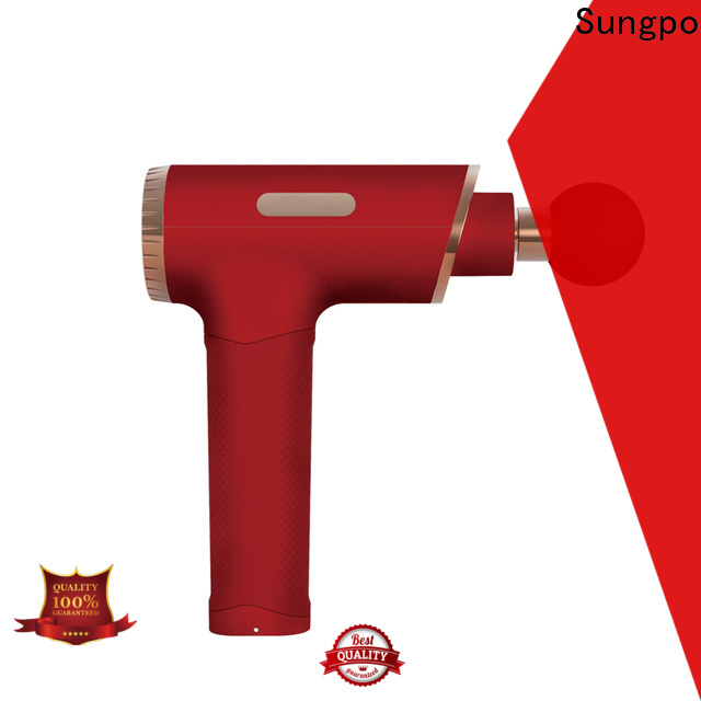 SUNGPO convenient muscle massager machine manufacturer for sports injuries