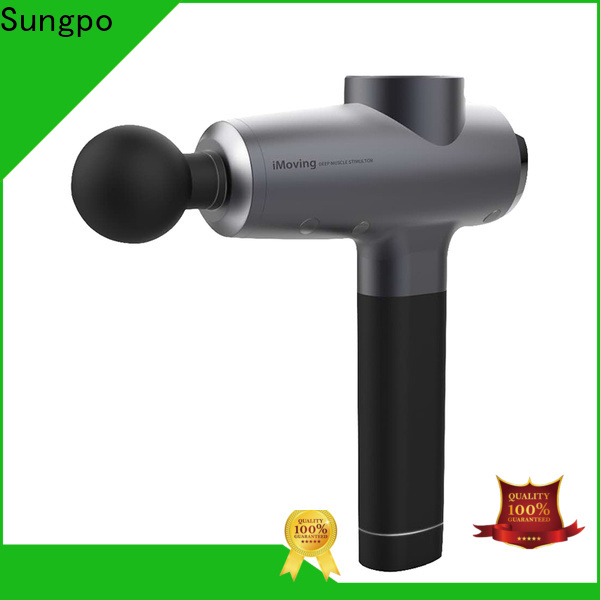 SUNGPO professional hypervolt percussion massager factory direct supply for exercise