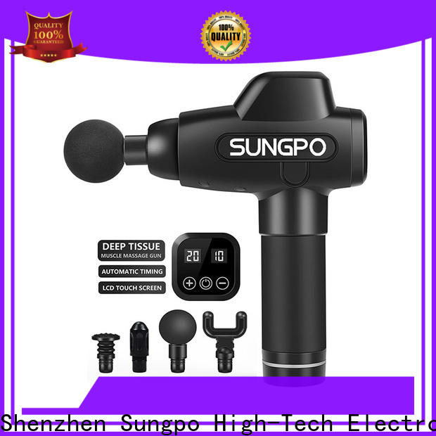 SUNGPO comfortable power massagers wholesale for muscle recovery