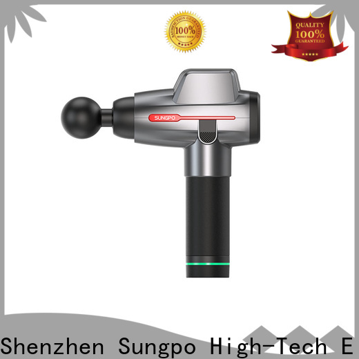 SUNGPO popular hypervolt percussion massager with good price for relax