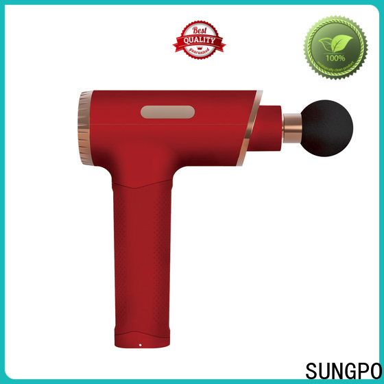 SUNGPO massage gun factory direct supply for muscle recovery