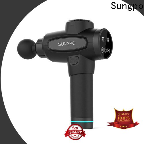 SUNGPO power massagers with good price for sports injuries