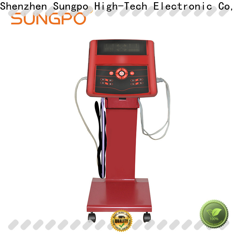 SUNGPO multi-functional physiotherapy equipment manufacturer for health care