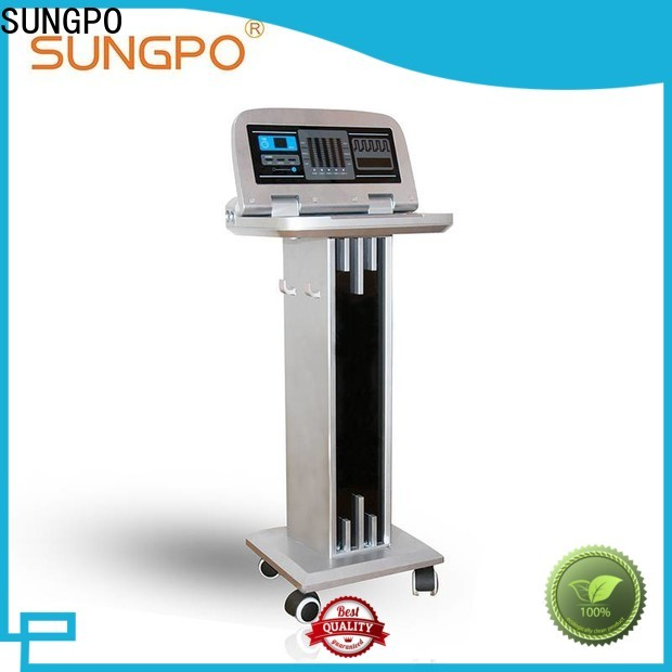 SUNGPO high tech physiotherapy equipment factory direct supply for adults