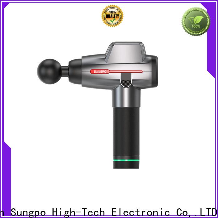 SUNGPO durable massage gun supplier for exercise