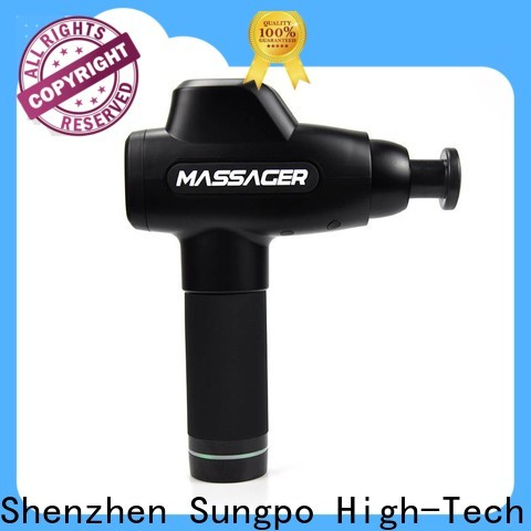 SUNGPO comfortable power massager wholesale for muscle recovery