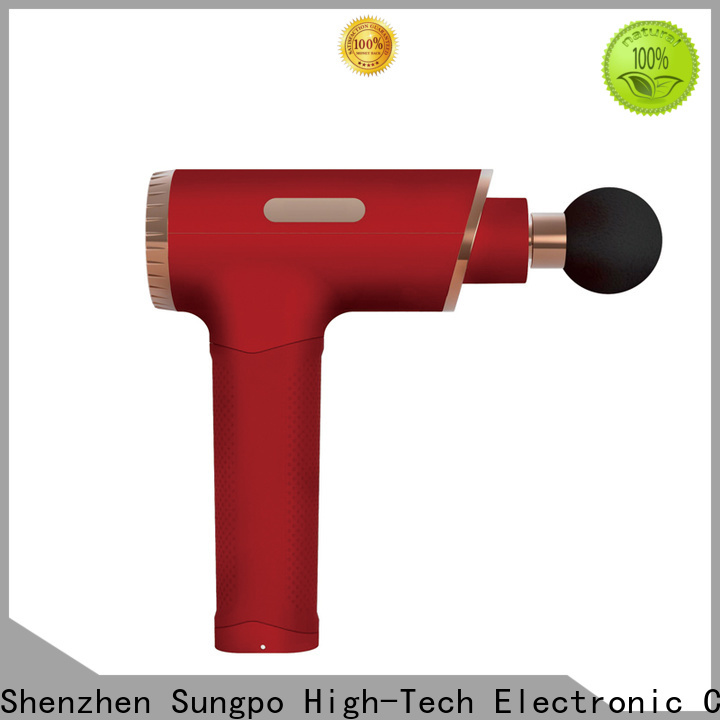 SUNGPO professional massage gun factory direct supply for exercise