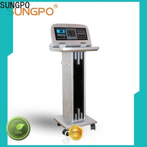 high tech physiotherapy equipment manufacturer for body