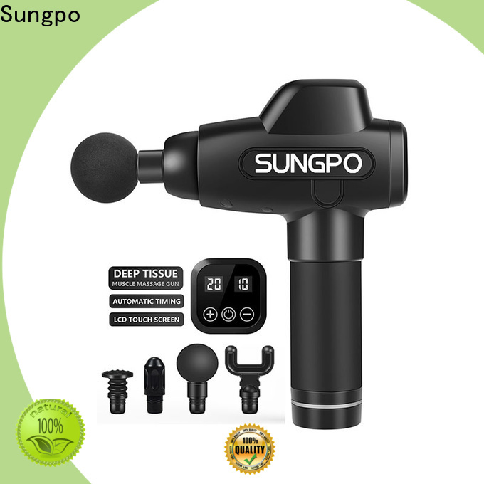 SUNGPO massage gun manufacturer for muscle recovery