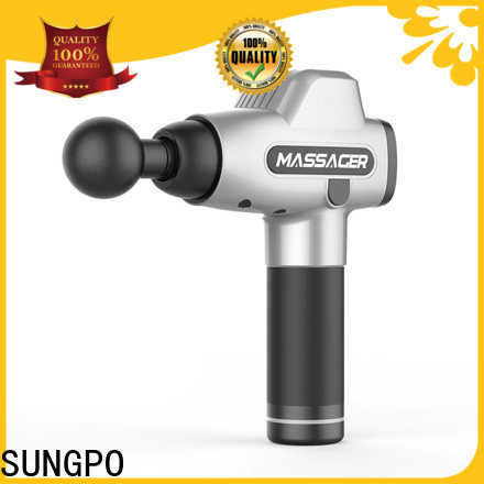 SUNGPO smart power massagers manufacturer for muscle recovery