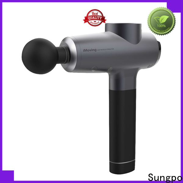 SUNGPO smart massage gun factory direct supply for relax