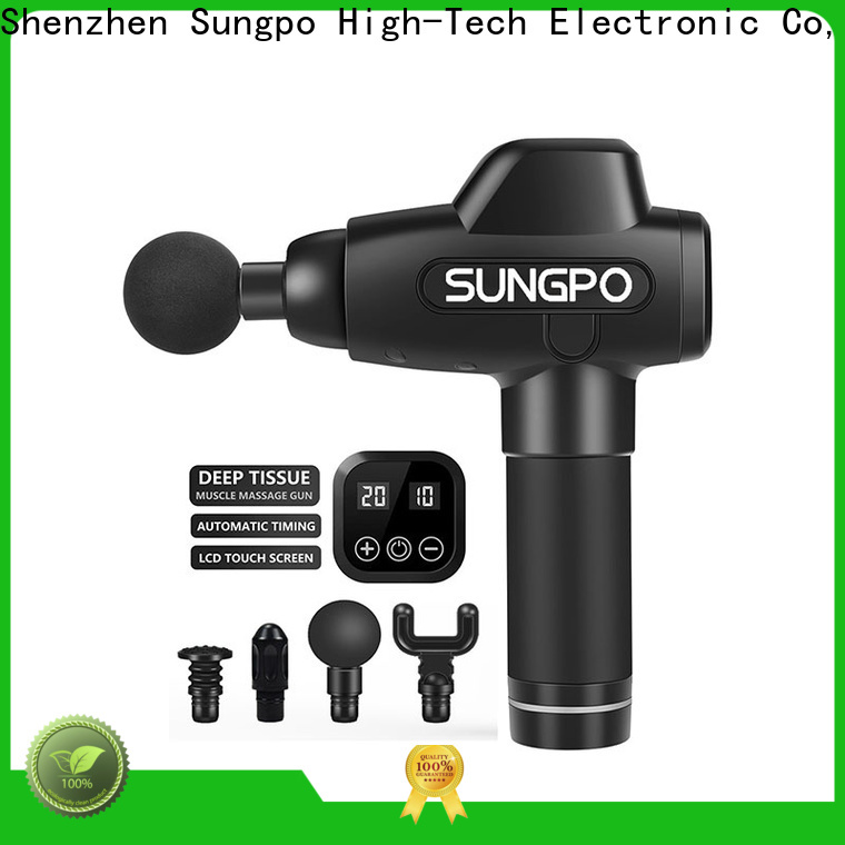 professional massage gun supplier for muscle recovery