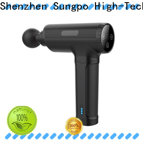 SUNGPO power massagers supplier for sports injuries