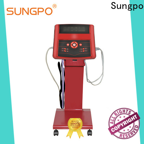 SUNGPO physiotherapy equipment supplier for body