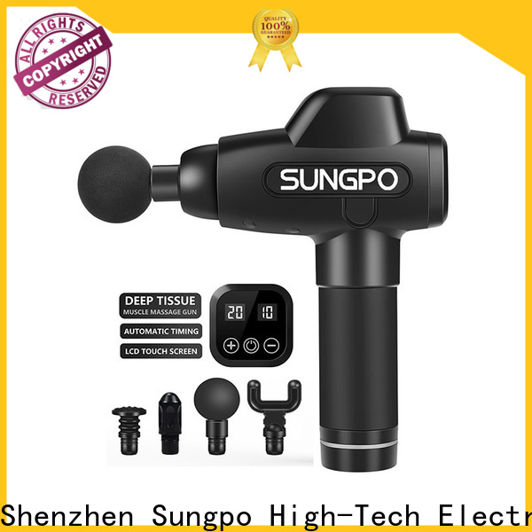 SUNGPO power massager wholesale for sports rehabilitation