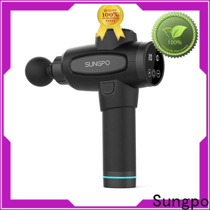 SUNGPO smart muscle massager machine with good price for sports injuries