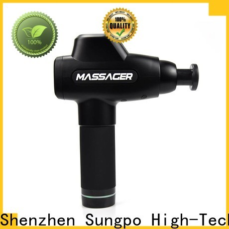 SUNGPO hypervolt percussion massager with good price for sports rehabilitation