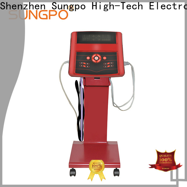 SUNGPO multi-functional physiotherapy equipment wholesale for adults