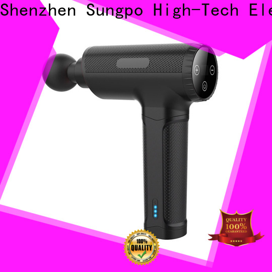 SUNGPO durable massage gun supplier for sports rehabilitation