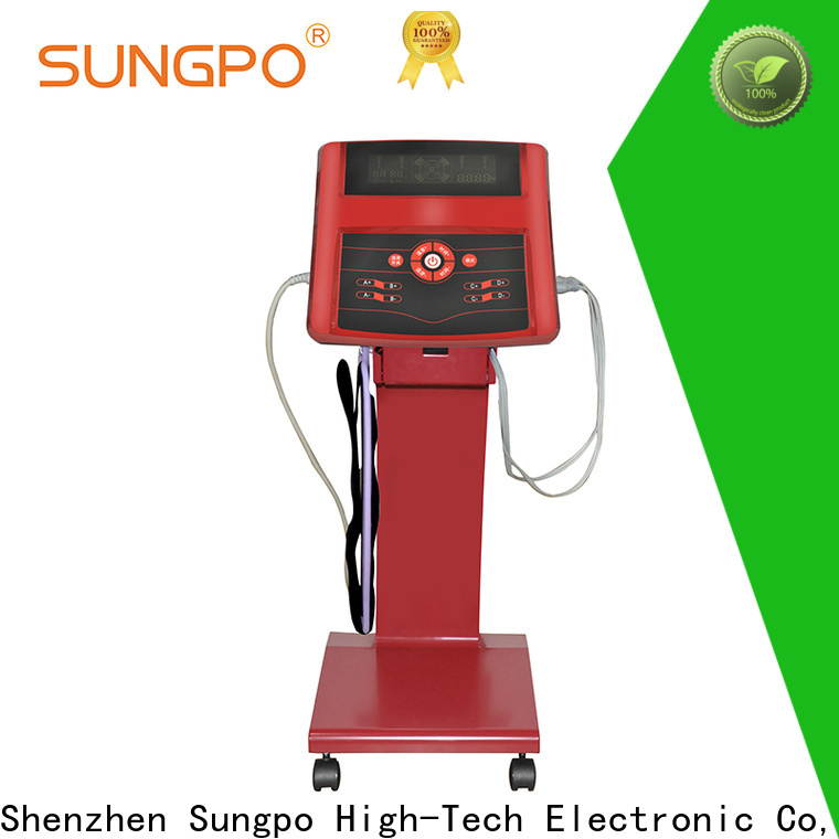 SUNGPO physiotherapy equipment supplier for adults