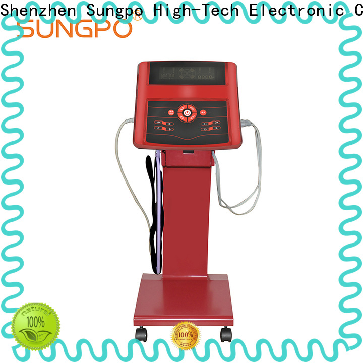 SUNGPO multi-functional physiotherapy equipment manufacturer for adults