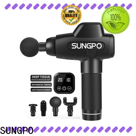 SUNGPO power massagers wholesale for sports injuries