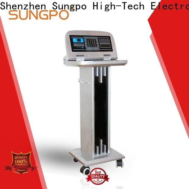 SUNGPO multi-functional physiotherapy equipment manufacturer for body