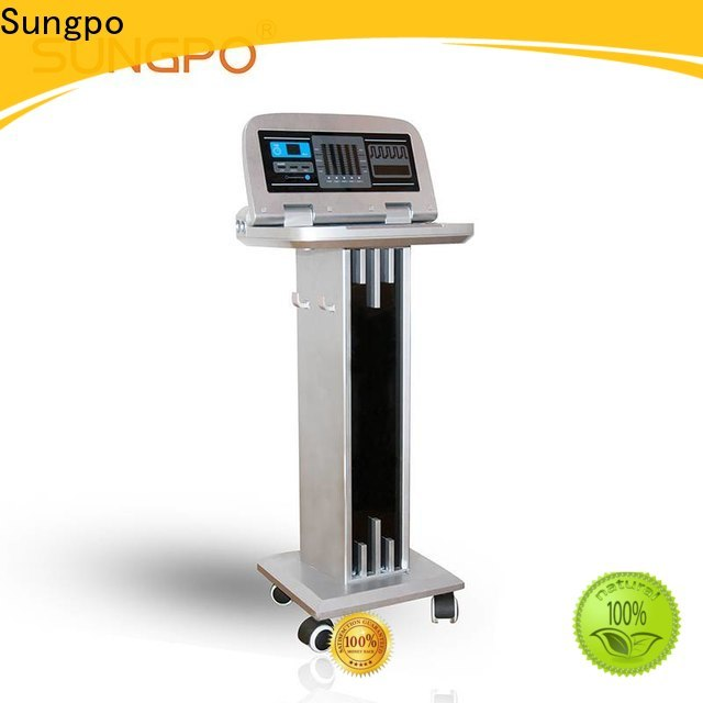 SUNGPO physiotherapy equipment factory direct supply for health care