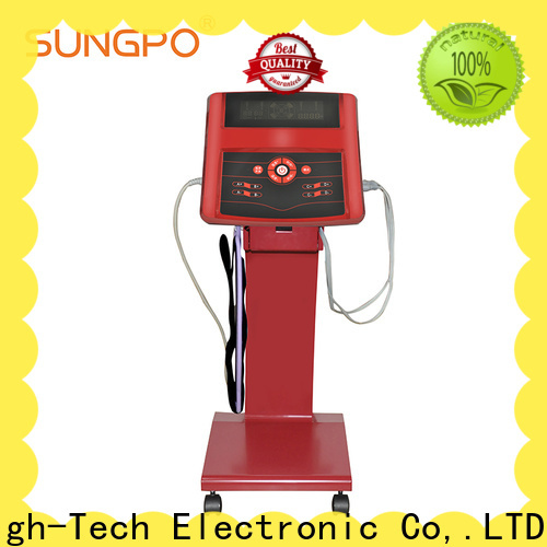 SUNGPO multi-functional physiotherapy equipment factory direct supply for health care