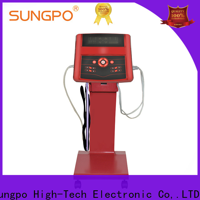 high tech physiotherapy equipment manufacturer for health care