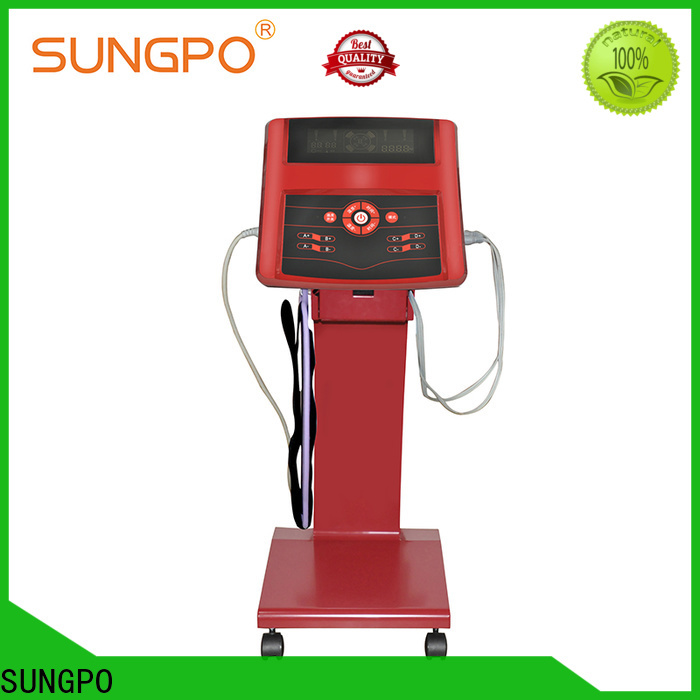 SUNGPO multi-functional physiotherapy equipment factory direct supply for body
