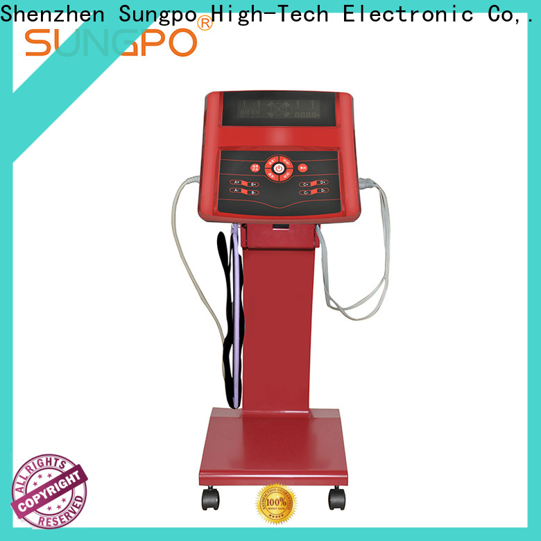 high tech physiotherapy equipment factory direct supply for body
