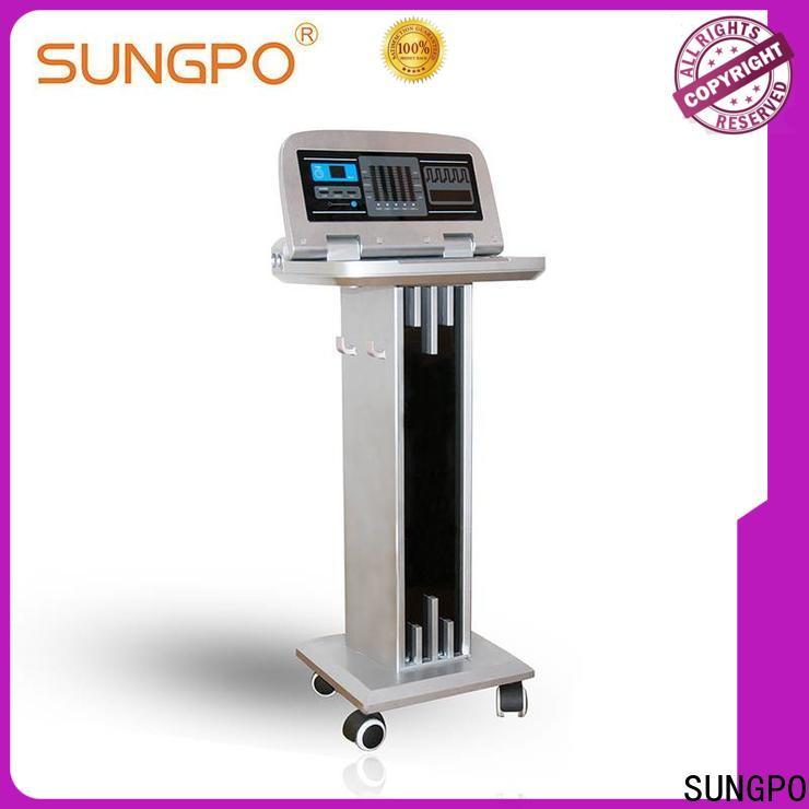 SUNGPO multi-functional physiotherapy equipment supplier for health care