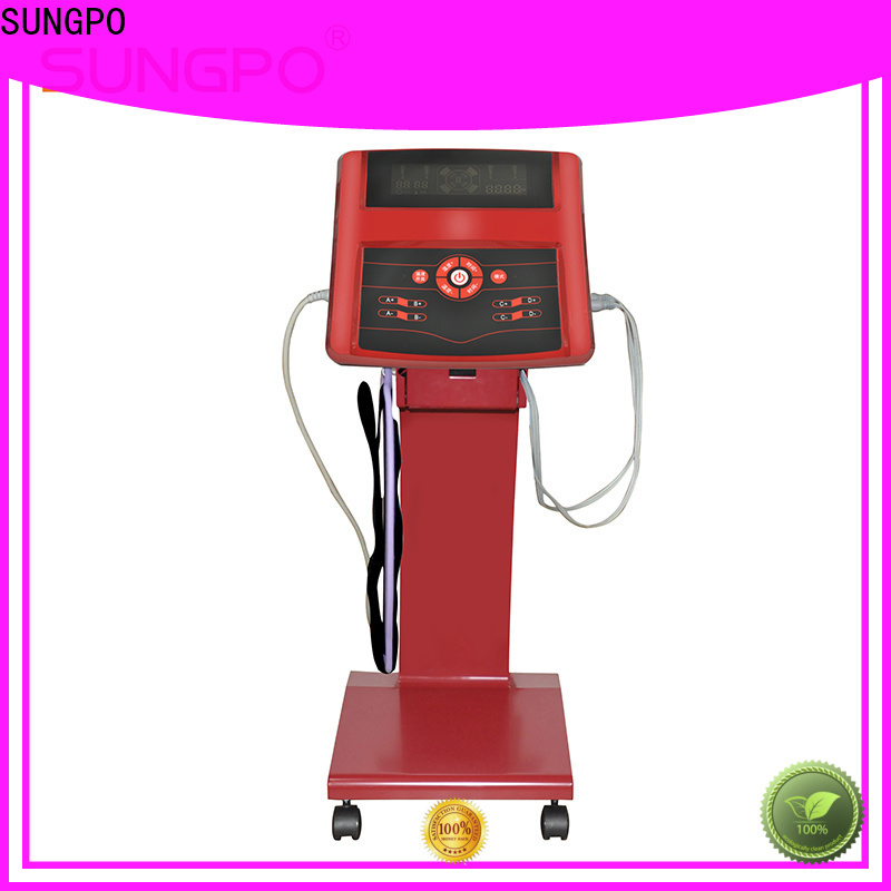 SUNGPO physiotherapy equipment wholesale for body