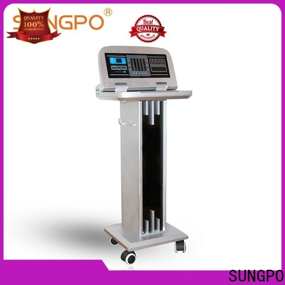 SUNGPO physiotherapy equipment wholesale for health care