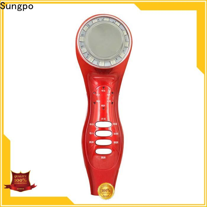 lighweight multi-functional beauty equipment supplier for adults