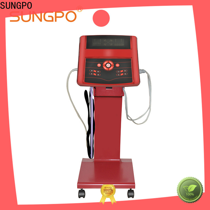 SUNGPO comfortable physiotherapy equipment factory direct supply for health care