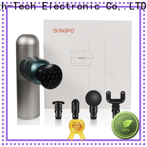 SUNGPO muscle massager machine factory direct supply for relax