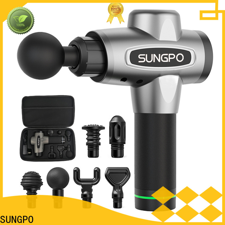 SUNGPO comfortable muscle massage machine manufacturer for relax